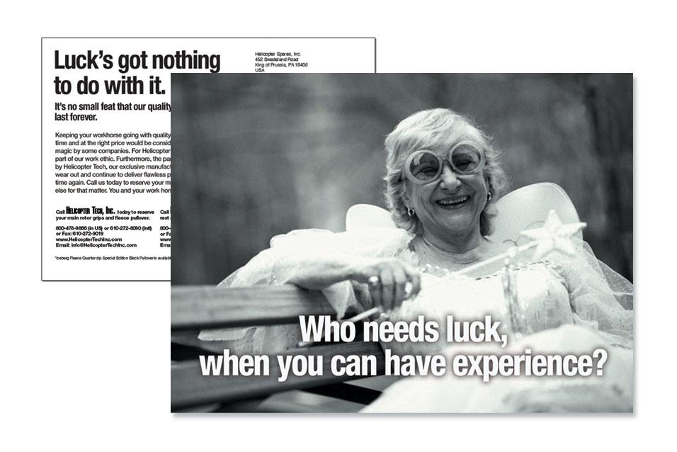 1C HTI Fairy Advertising website samples