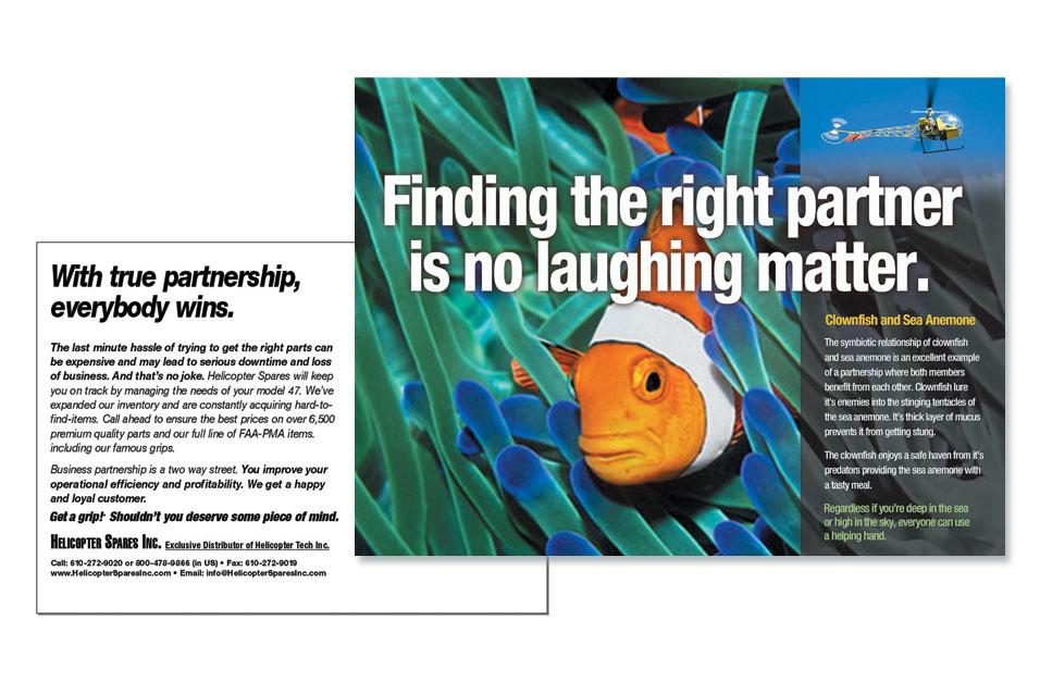 1E HTI Fish Advertising website samples
