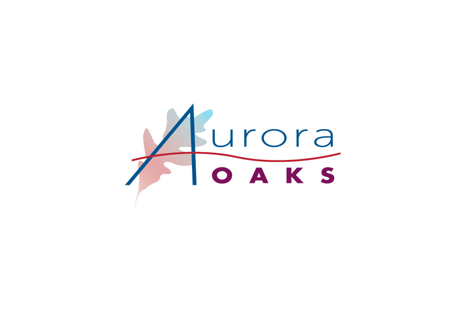 4D Aurora Oaks ci sample logos