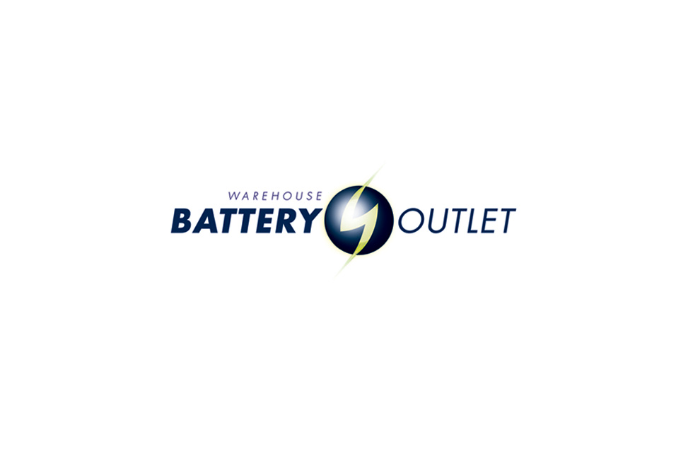 4I Battery Outlet sample logos