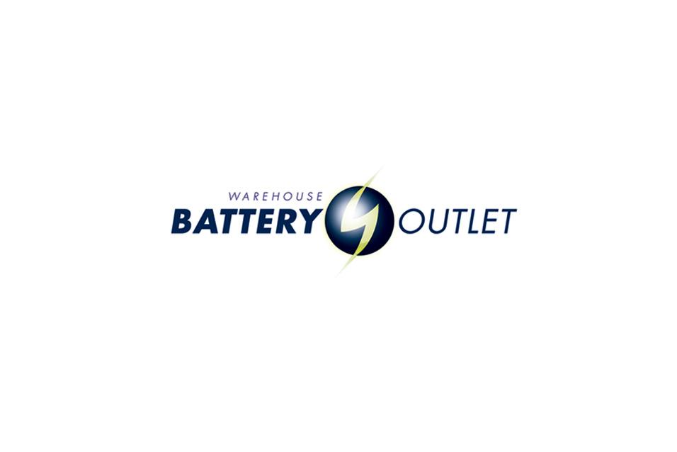 4I Battery Outlet sample logos