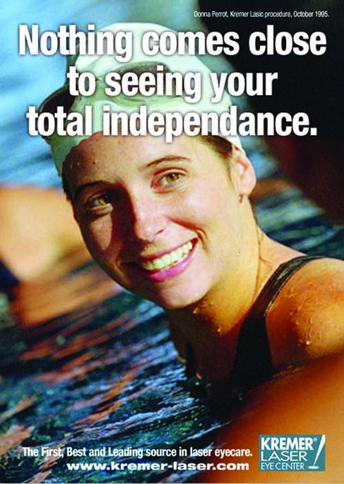 Kremer A swim ad LoRes