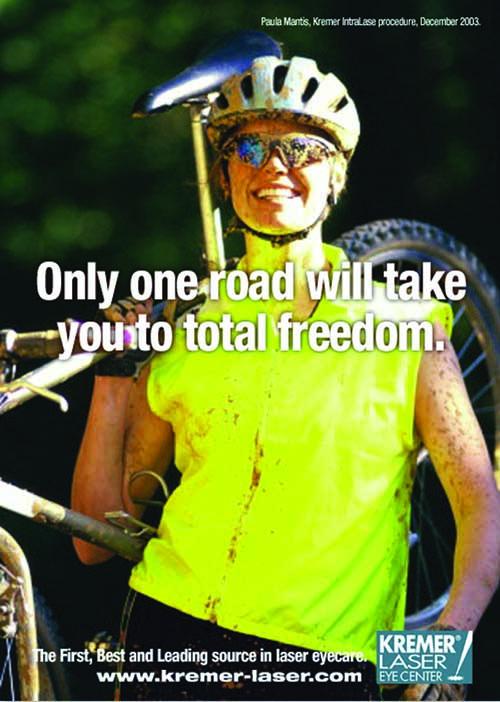 Kremer B biker ad LoRes